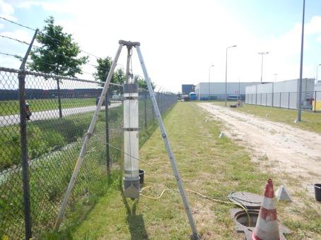 Hydrologische metingen (Protocol 6703)